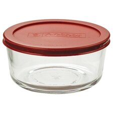 4 Oz. Round Kitchen Storage Container (Set of 4)