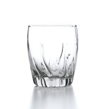 Starfire Crystal Double Rocks Old Fashioned Glass (Set of 12)