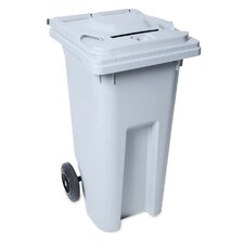 Consumables 32-Gal HSM Shred Cart