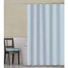 Seersucker Stripe Shower Curtain