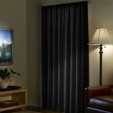 Extra Long Single Curtain Panel