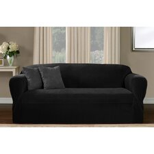 Collin Stretch One Piece Sofa Slipcover