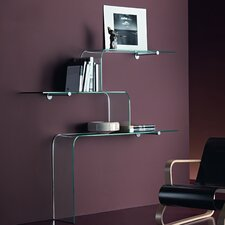 Mensole 3 Piece Bracket Accent Shelf Set