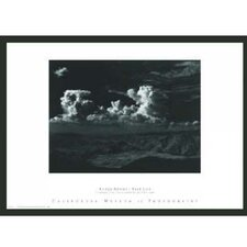 'Thunderheads' by Ansel Adams Framed Photographic Print