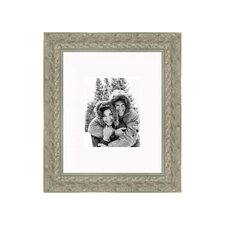 "16"" x 20"" Frame in Silver Ornate"