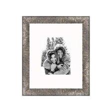 """20"""" x 24"""" Crinkled Frame in Silver"""