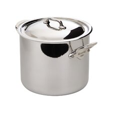 M'Cook Stock Pot with Lid