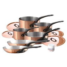 M'heritage 10 Piece Cookware Set