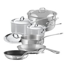 M'Cook 10 Piece Cookware Set