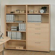 185 cm Bücherregal Prima