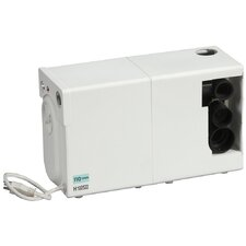 Macerator System with 120 Volt Pump