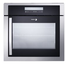 "24"" Convection Single Electric Right Hinge Wall Oven"