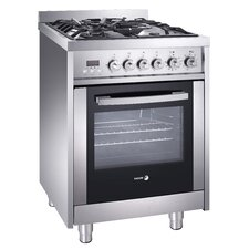 1.98 Cu. Ft. Dual Fuel Convection Range