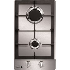 "Metro Suite 11.81"" Gas Cooktop with 2 Burners"