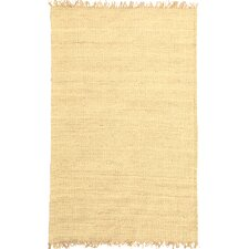 Jute Bleach Area Rug