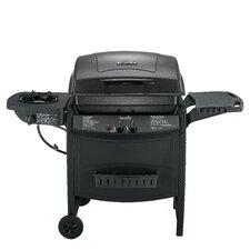 2 Burner 35,000 BTU Gas Grill with Side Burner
