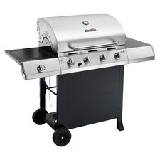 Classic 4 Burner Grill with Side Burner