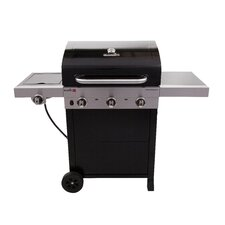 Performance Gas Grill with Side Burner