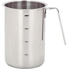 Resto 1.2 Qt. Stainless Steel Tall Saucepan