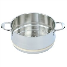 Atlantis 5.5-qt Stainless Steel Steamer Insert