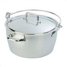 Resto 10.6-qt Stainless Steel Maslin Pan