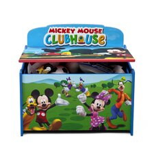 Mickey Mouse Deluxe Toy Box