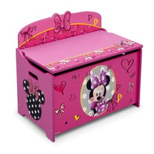 Minnie Mouse Deluxe Toy Box