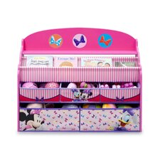 Deluxe Book and Toy Organizer
