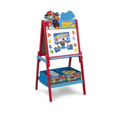 Marker Tray Magnetic Double Sided Board Easel