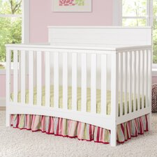 Fancy 4-in-1 Convertible Crib