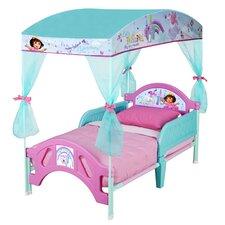 Dora the Explorer Convertible Toddler Bed