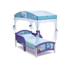 Disney Frozen Convertible Toddler Bed