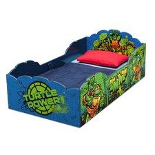 Teenage Mutant Ninja Turtles Toddler Bed