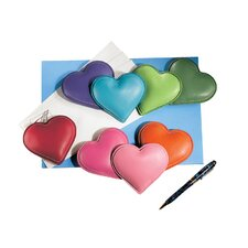 Florentine Napa Heart-Shaped Paper Weight