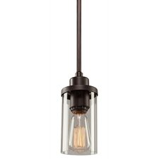 Melno Park 1 Light Mini Pendant