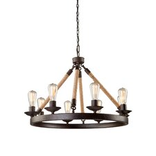 Danbury 8 Light Chandelier