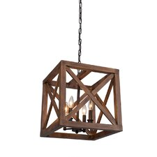 Collingwood 4 Light Foyer Pendant