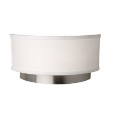 Scandia 2 Light Wall Sconce