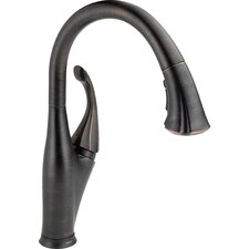 Addison Single Handle Deck Mounted Kitchen Faucet