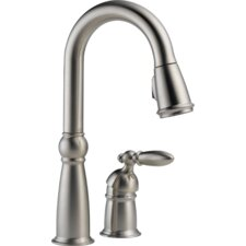 Victorian Single Handle Deck Mounted Bar Faucet