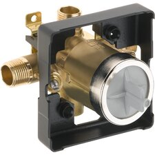 MultiChoice Universal High-Flow Rough-in Valve, Shower Only - Universal Inlets / Outlets