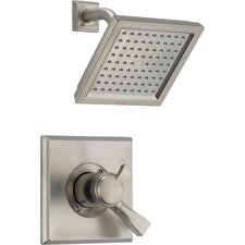Dryden Pressure Balance Shower Faucet with Lever Handles