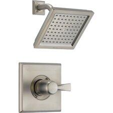 Dryden Monitor Pressure Balance Diverter Shower Faucet with Lever Handles