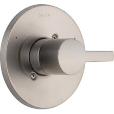 Compel Thermostatic Faucet Trim with Lever Handles