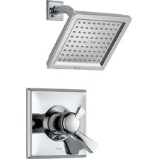 Dryden Pressure Balance Shower Faucet with Lever Handles