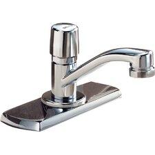 86T Series Single Handle Metering Slow-Close Lavatory Faucet