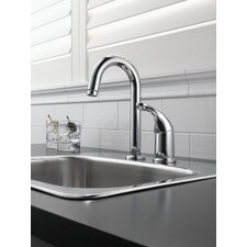 Classic Single Handle Deck Mounted Bar Faucet