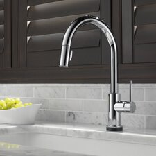 Trinsic® Single Handle Deck Mounted Kitchen Faucet