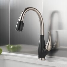 Fuse Single Handle Deck Mounted Kitchen Faucet
