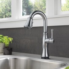 Cassidy Single Handle Deck Mounted Bar Faucet